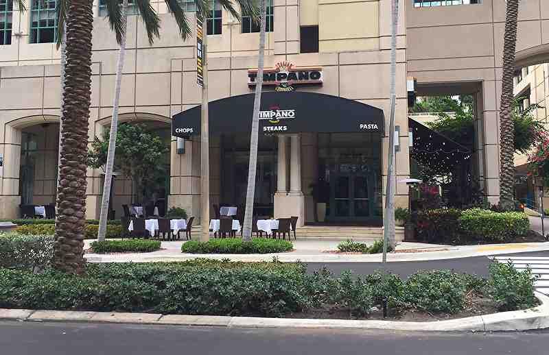 Review Of Timpano S 33301 Restaurant 450 E Las Olas Blvd