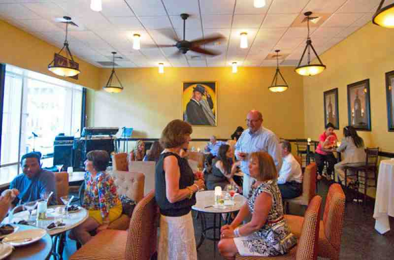 Review of timpano 39 s 33301 restaurant 450 e las olas blvd - Encore interiors fort lauderdale ...