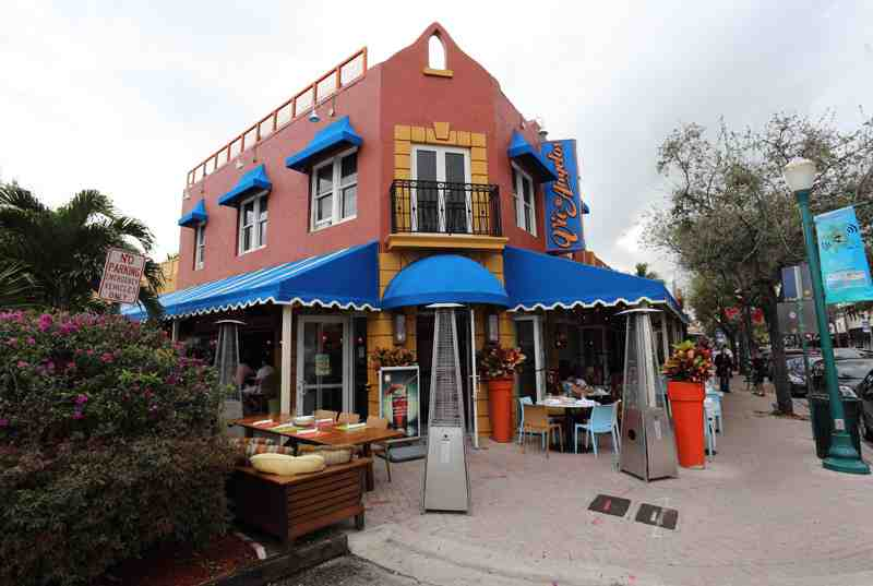 Lunch Places In Delray Beach
