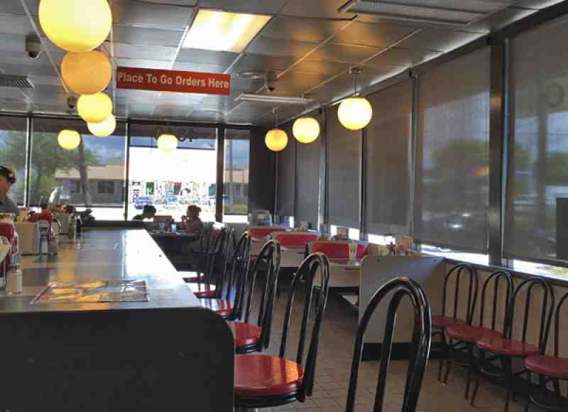 Review Of The Waffle House 33309 Restaurant 4840 Powerline Rd