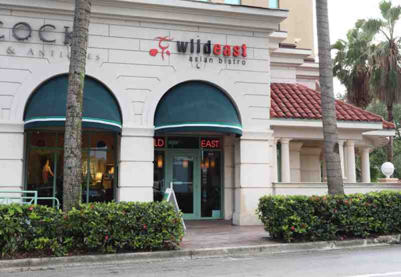 wild east asian bistro