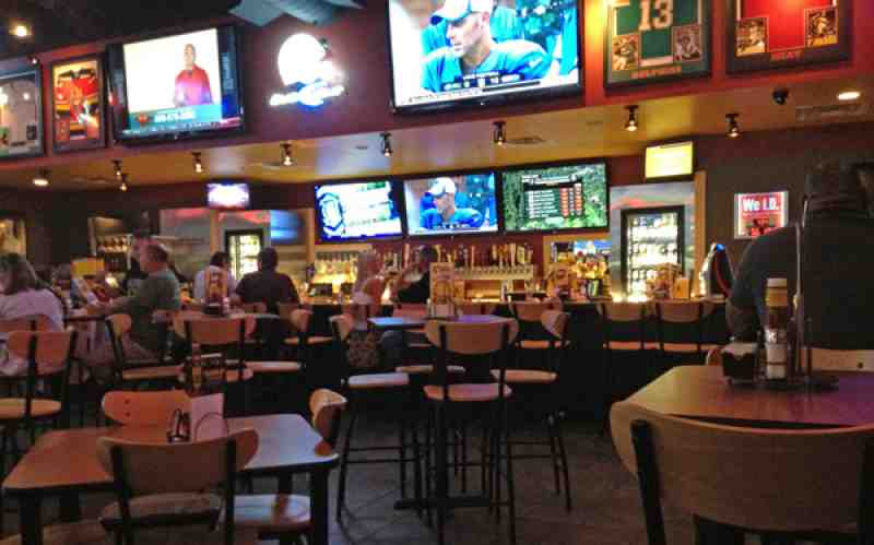 Buffalo Wings, Food and Beer Served in a Fun Sports Bar Atmosphere. Many Locations in NJ and PA. Awesome burgers, daily drink specials and food to go.