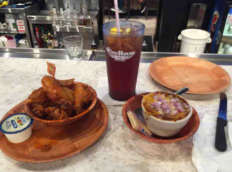 Review of kers winghouse 33328 restaurant 4599 s university dr - Dining kers ...